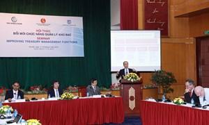 Kho bạc Nhà nước chú trọng  mở rộng hợp tác quốc tế