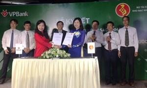 Kho bạc Nhà nước và VPBank ký kết thỏa thuận hợp tác song phương