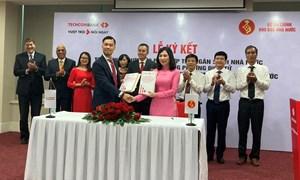 Kho bạc Nhà nước và Techcombank phối hợp thu ngân sách và thanh toán song phương điện tử