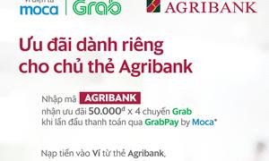 """Chỉ cần có thẻ Agribank, ưu đãi hấp dẫn """"băng băng"""" chạy về"""
