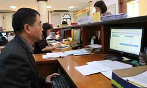 """Mô hình giao dịch viên chuyên sâu tại Kho bạc đáp ứng yêu cầu """"giao dịch một cửa"""""""