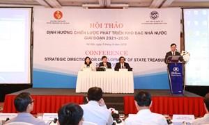 Phát triển nền tài chính quốc gia an toàn, bền vững