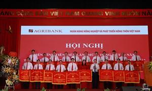 Agribank tổ chức Hội nghị Điển hình tiên tiến lần thứ V giai đoạn 2015 – 2020