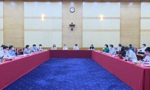 Kho bạc Nhà nước khẩn trương hoàn thiện dự thảo Chiến lược phát triển giai đoạn 2021-2030