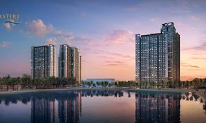 Masteri Waterfront mang luồng gió mới đến thị trường bất động sản miền Bắc