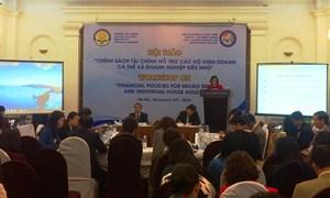 Đề xuất giải pháp tài chính hỗ trợ doanh nghiệp siêu nhỏ Việt Nam phát triển