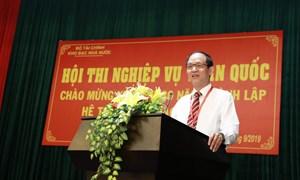Kho bạc Nhà nước vinh danh tập thể, cá nhân đạt thành tích cao tại Hội thi nghiệp vụ