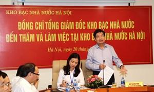 KBNN Hà Nội cần làm tốt vai trò hoạt động tại trung tâm kinh tế, chính trị của cả nước