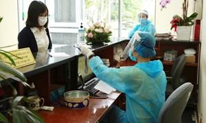 Kho bạc Nhà nước tăng cường thực hiện phòng, chống dịch bệnh Covid-19