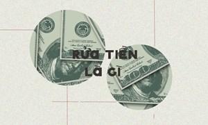 Phòng, chống rửa tiền: Cần sự vào cuộc của cả hệ thống chính trị