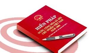 """Hiến pháp năm 2013: Nền tảng pháp lý cao nhất """"khai sáng"""" nhận thức về quyền con người"""