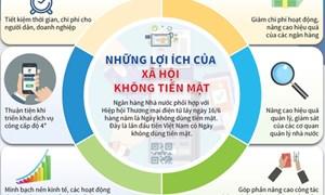 Mục tiêu phát triển thanh toán không dùng tiền mặt tại Việt Nam