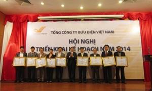 Năm 2013: Lợi nhuận của VietnamPost tăng 23%