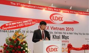 ILDEX - Đối tác tin cậy của các doanh nghiệp trong ngành chăn nuôi