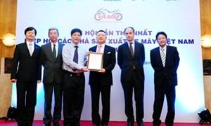 Ra mắt Hiệp hội Các nhà sản xuất xe máy Việt Nam