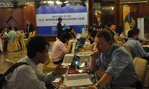 Việt Nam xếp thứ 8 trên thế giới về số sinh viên đang theo học tại Mỹ