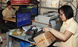 Từ 16/3 không chấp nhận chuyển phát bưu phẩm đã dán sẵn tem