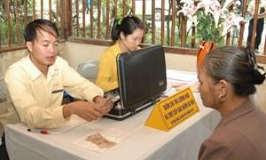 Thí điểm chi trả lương hưu và trợ cấp bảo hiểm xã hội tại huyện Ba Vì - Hà Nội