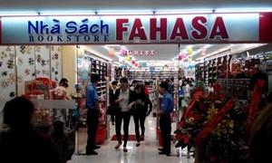 Fahasa khai trương nhà sách chuyên nghiệp thứ 63