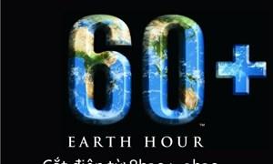 Hãy hành động để trái đất thêm xanh