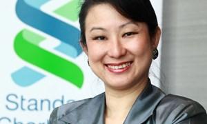 Standard Chartered Bank bổ nhiệm Tổng Giám đốc Tiểu vùng Mê Kông mở rộng