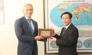 Nâng cao hợp tác Việt Nam - Cộng hoà Liên bang Nga trong lĩnh vực năng lượng và dầu khí