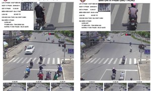 Chính thức hoạt động hệ thống giám sát và xử lý vi phạm an toàn giao thông