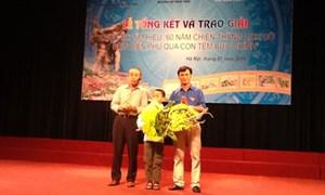 60 năm chiến thắng Điện Biên Phủ qua con tem Bưu chính