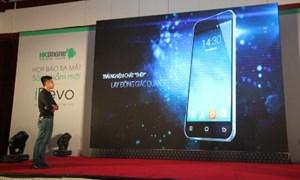 HKPHONE chính thức ra mắt Smartphone IREVO