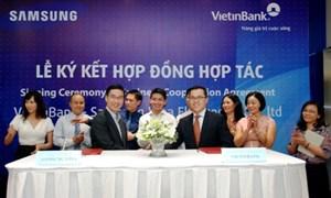 Ưu đãi lớn từ VietinBank khi mua Samsung Galaxy Tab S