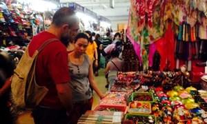 Doanh nghiệp Việt đối thoại với tiểu thương chợ Đồng Xuân