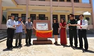 VietinBank hỗ trợ 2 đồng tỷ xây dựng trường tiểu học số 1 Đại Trạch – Bố Trạch - Quảng Bình