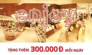 Ring quà khi mua bằng thẻ VietinBank tại Lotte Center Hà Nội