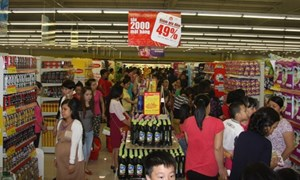 """Công ty Nhất Nam """"kích hoạt"""" siêu thị Fivimart thứ 20"""
