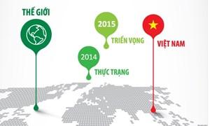 Nền sản xuất tại Việt Nam đang ấm dần lên