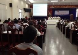 Hội nghị tuyên truyền phổ biến pháp luật về phòng, chống rửa tiền