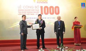 VietinBank 5 năm liên tiếp đạt Top 10 doanh nghiệp nộp thuế lớn nhất Việt Nam