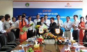 LienVietPostBank và Vinafood II ký kết thỏa thuận hợp tác