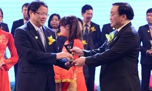 VietinBank lần thứ 3 nhận giải Thương hiệu Quốc gia