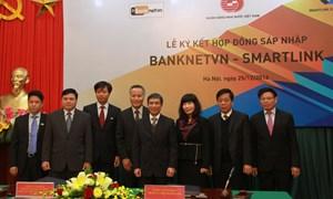 Banknetvn và Smartlink chính thức ký kết hợp đồng