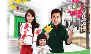 VPBank dành hơn 35.000 quà tặng cho khách hàng gửi tiết kiệm