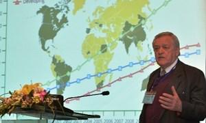 Triển vọng toàn cầu cây trồng biến đổi gen năm 2014