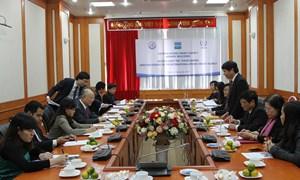 Hợp tác xây dựng Kế hoạch phát triển cơ sở hạ tầng điện hạt nhân
