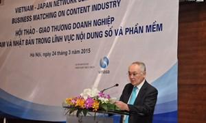 Việt – Nhật hướng tới ngành công nghiệp số