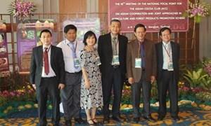 Việt Nam tham gia Hội nghị Ca cao Asean lần thứ 18 tại Thái Lan
