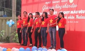 Ngày hội Giọt máu hồng nhân đạo DKT
