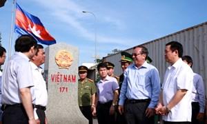 Ban Kinh tế Trung ương làm việc với tỉnh Tây Ninh về tình hình phát triển kinh tế - xã hội