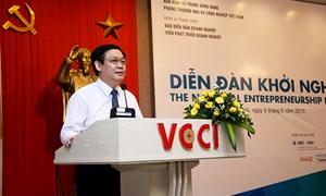 """Thúc đẩy """"khát vọng kinh doanh Việt"""""""
