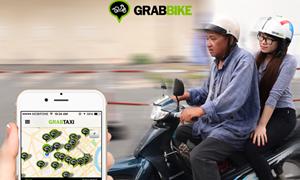 GrabBike áp dụng giá cước mới chỉ 3.000 đồng mỗi km