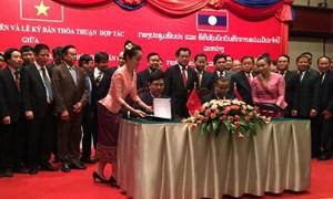 Nâng tầm hợp tác phát triển nông nghiệp hai nước Việt – Lào